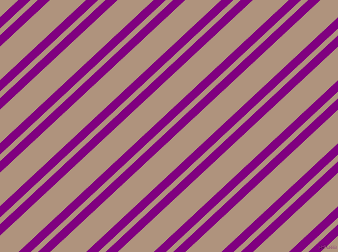 43 degree angles dual stripe lines, 17 pixel lines width, 10 and 50 pixels line spacing, dual two line striped seamless tileable