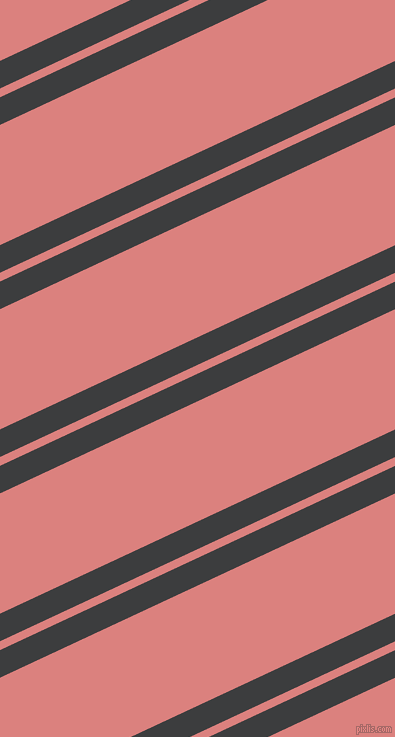 25 degree angles dual stripes lines, 25 pixel lines width, 8 and 109 pixels line spacing, dual two line striped seamless tileable