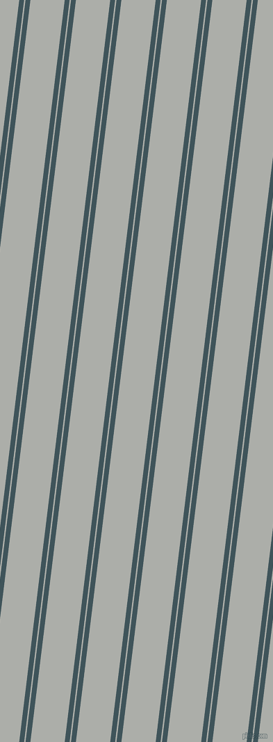 83 degree angles dual stripe lines, 7 pixel lines width, 2 and 49 pixels line spacing, dual two line striped seamless tileable