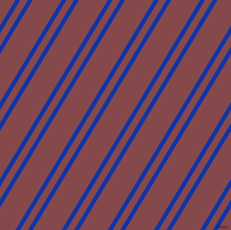59 degree angles dual stripes lines, 14 pixel lines width, 22 and 83 pixels line spacing, dual two line striped seamless tileable