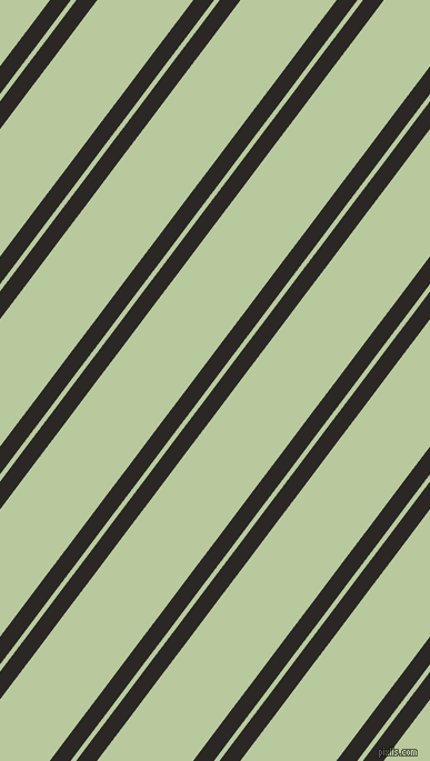 53 degree angles dual striped lines, 15 pixel lines width, 4 and 69 pixels line spacing, dual two line striped seamless tileable