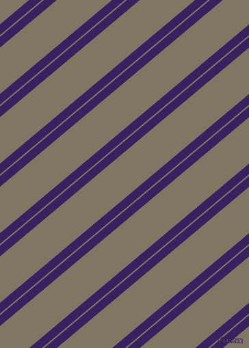 40 degree angles dual striped line, 12 pixel line width, 2 and 52 pixels line spacing, dual two line striped seamless tileable