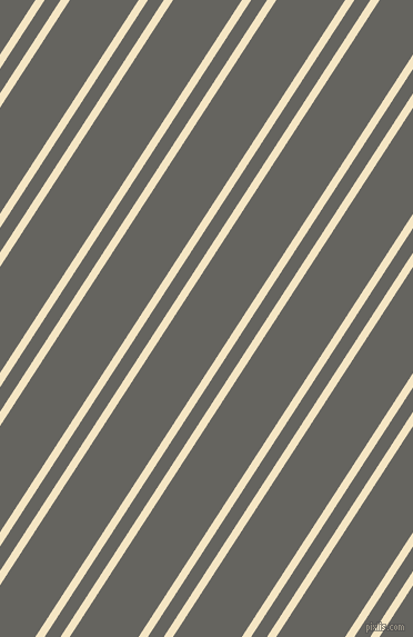57 degree angles dual stripes lines, 7 pixel lines width, 12 and 52 pixels line spacing, dual two line striped seamless tileable