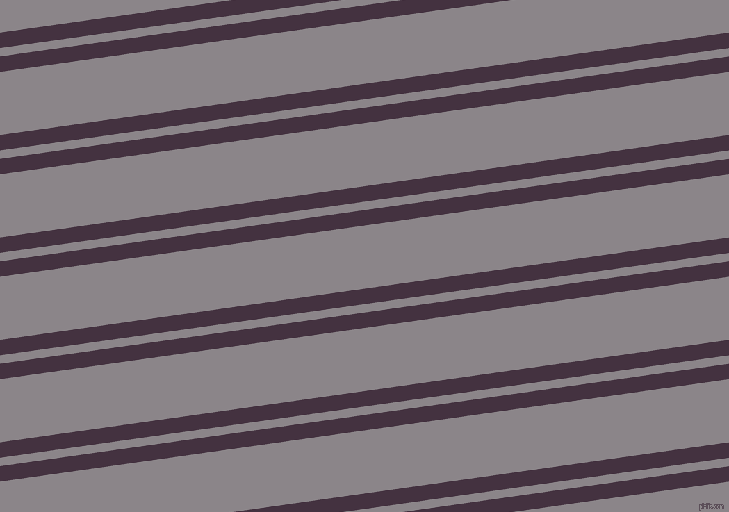 8 degree angles dual striped lines, 22 pixel lines width, 12 and 90 pixels line spacing, dual two line striped seamless tileable