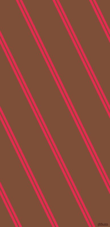 116 degree angle dual stripe line, 8 pixel line width, 4 and 96 pixel line spacing, Amaranth and Cigar dual two line striped seamless tileable
