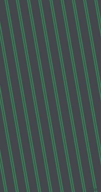 100 degree angles dual striped lines, 4 pixel lines width, 2 and 26 pixels line spacing, Amazon and Steel Grey dual two line striped seamless tileable