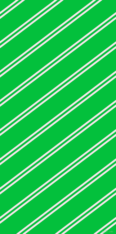 37 degree angle dual striped line, 6 pixel line width, 6 and 57 pixel line spacing, Amour and Dark Pastel Green dual two line striped seamless tileable