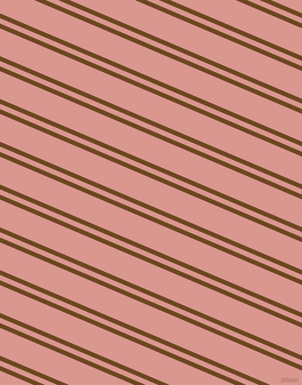 157 degree angle dual stripe line, 9 pixel line width, 10 and 52 pixel line spacing, Antique Brass and Petite Orchid dual two line striped seamless tileable