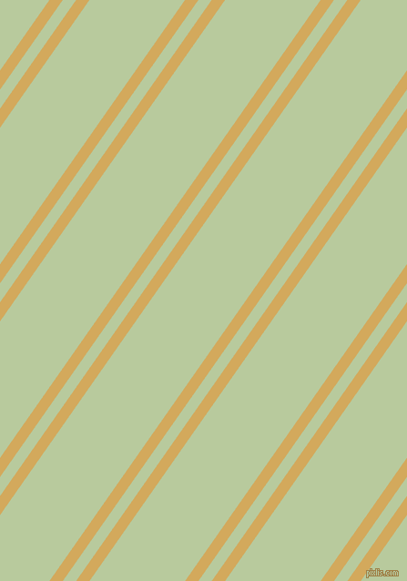 55 degree angle dual stripes lines, 12 pixel lines width, 12 and 86 pixel line spacing, Apache and Sprout dual two line striped seamless tileable