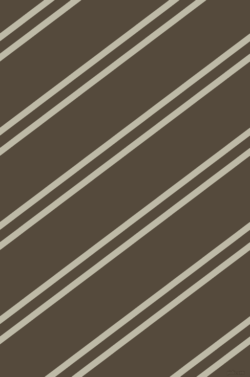 37 degree angles dual stripe line, 13 pixel line width, 20 and 108 pixels line spacing, Ash and Metallic Bronze dual two line striped seamless tileable