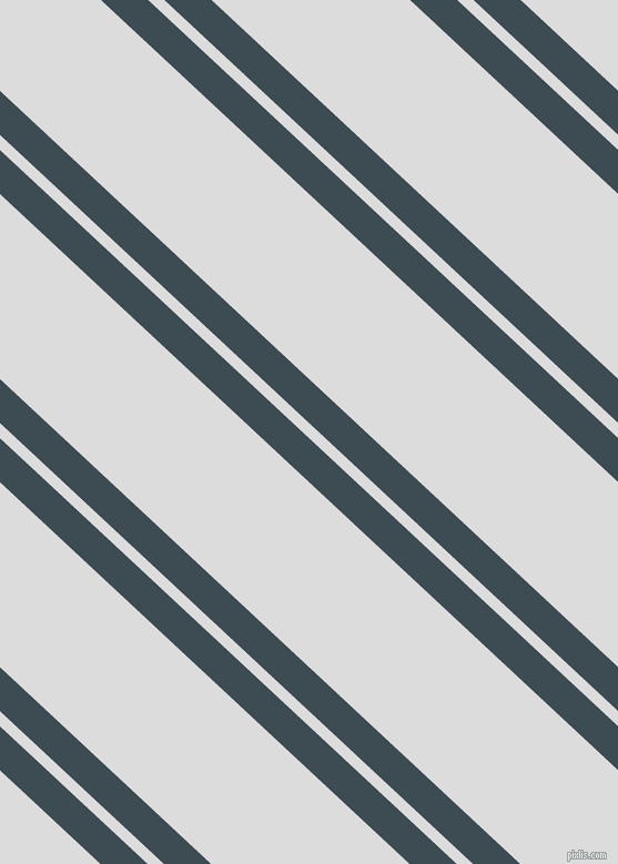 137 degree angles dual stripes line, 29 pixel line width, 10 and 122 pixels line spacing, Atomic and Gainsboro dual two line striped seamless tileable