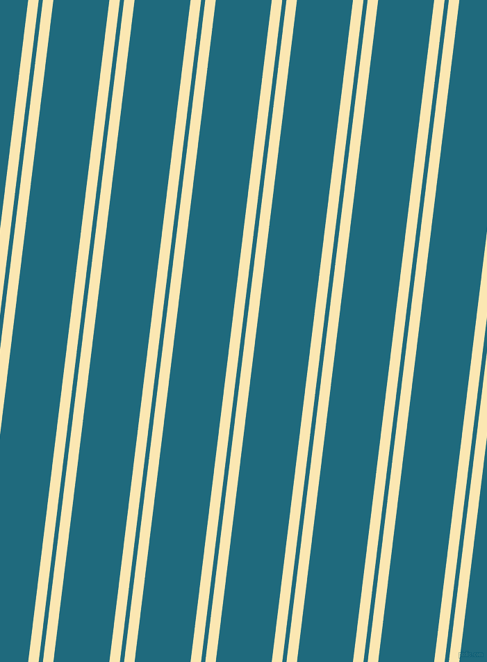 83 degree angle dual stripe line, 15 pixel line width, 6 and 80 pixel line spacing, Banana Mania and Allports dual two line striped seamless tileable
