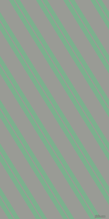 122 degree angle dual stripes line, 14 pixel line width, 4 and 46 pixel line spacing, Bay Leaf and Delta dual two line striped seamless tileable