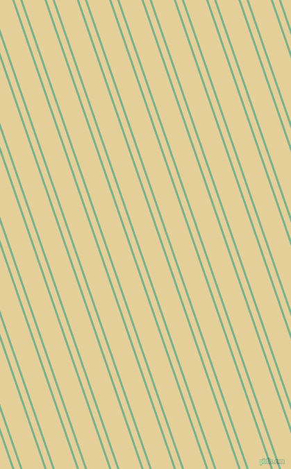 109 degree angle dual stripe lines, 3 pixel lines width, 8 and 30 pixel line spacing, Bay Leaf and Double Colonial White dual two line striped seamless tileable