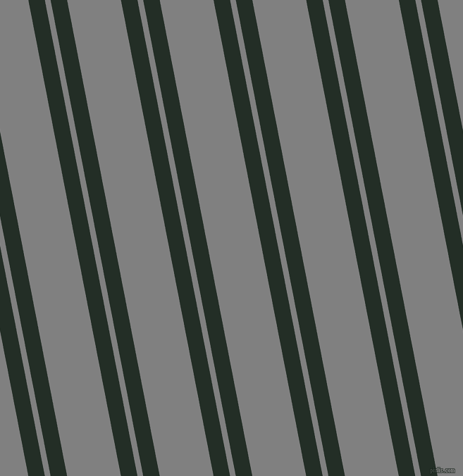 101 degree angles dual stripe line, 23 pixel line width, 8 and 75 pixels line spacing, Black Bean and Grey dual two line striped seamless tileable