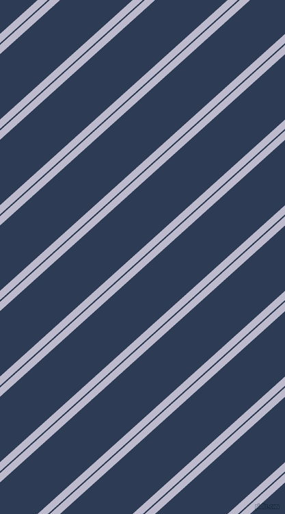 42 degree angle dual stripe lines, 10 pixel lines width, 2 and 71 pixel line spacing, Blue Haze and Madison dual two line striped seamless tileable