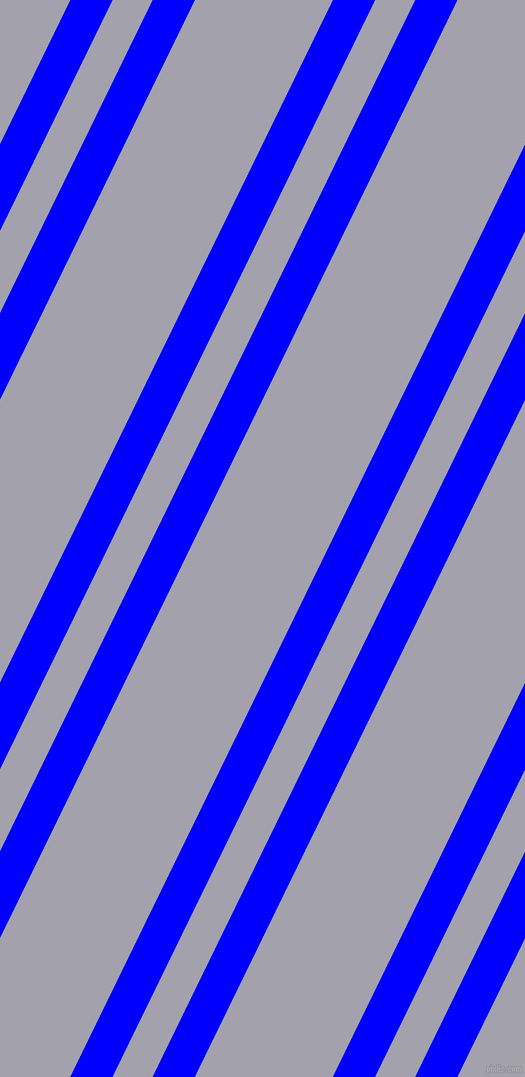 64 degree angle dual stripe line, 38 pixel line width, 36 and 124 pixel line spacing, Blue and Spun Pearl dual two line striped seamless tileable