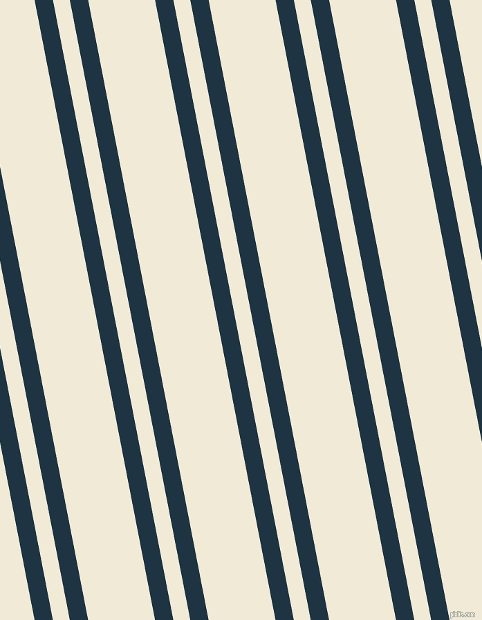 101 degree angles dual stripe lines, 26 pixel lines width, 24 and 95 pixels line spacing, Blue Whale and Half Pearl Lusta dual two line striped seamless tileable