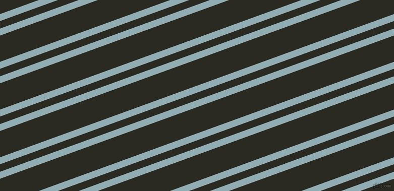 20 degree angles dual striped line, 13 pixel line width, 14 and 49 pixels line spacing, Botticelli and Maire dual two line striped seamless tileable