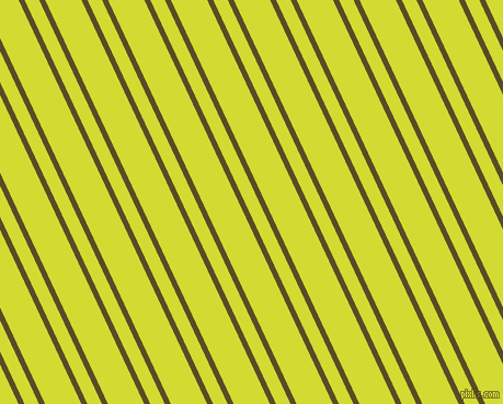 115 degree angles dual stripe line, 5 pixel line width, 12 and 30 pixels line spacing, Bronze Olive and Bitter Lemon dual two line striped seamless tileable