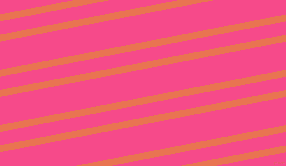 11 degree angle dual stripe lines, 22 pixel lines width, 42 and 89 pixel line spacing, Burnt Sienna and French Rose dual two line striped seamless tileable