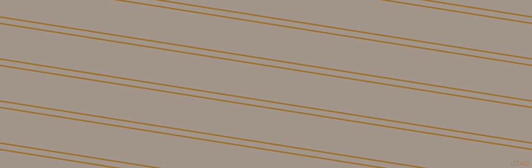 171 degree angles dual stripes line, 3 pixel line width, 10 and 69 pixels line spacing, Buttered Rum and Zorba dual two line striped seamless tileable