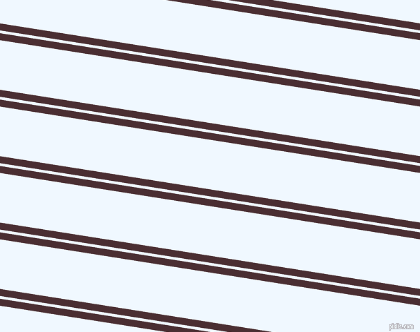 171 degree angle dual striped line, 10 pixel line width, 4 and 71 pixel line spacing, Cab Sav and Alice Blue dual two line striped seamless tileable