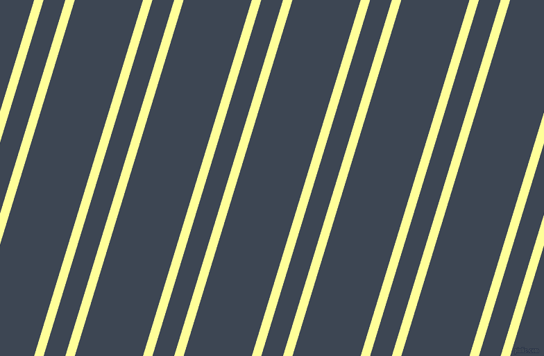 73 degree angles dual stripes line, 13 pixel line width, 30 and 94 pixels line spacing, Canary and Rhino dual two line striped seamless tileable
