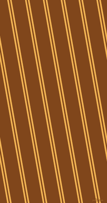 100 degree angles dual stripe line, 5 pixel line width, 4 and 42 pixels line spacingCasablanca and Russet dual two line striped seamless tileable