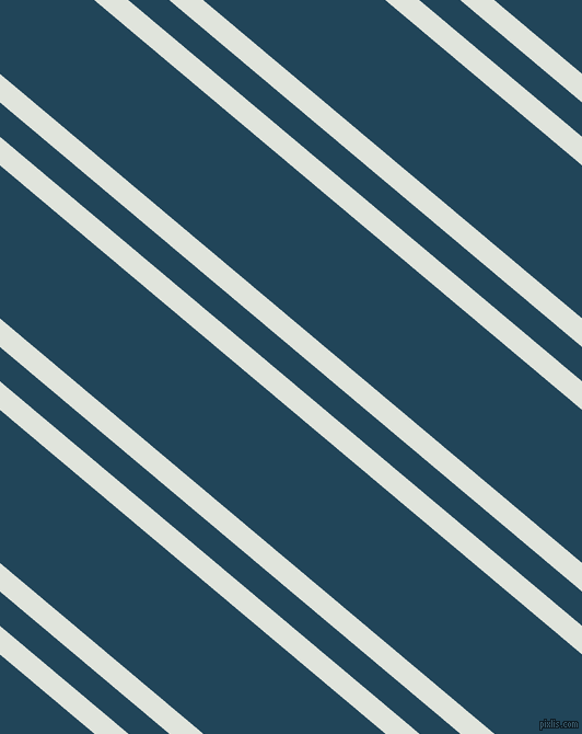 140 degree angle dual striped line, 20 pixel line width, 24 and 107 pixel line spacing, Catskill White and Astronaut Blue dual two line striped seamless tileable