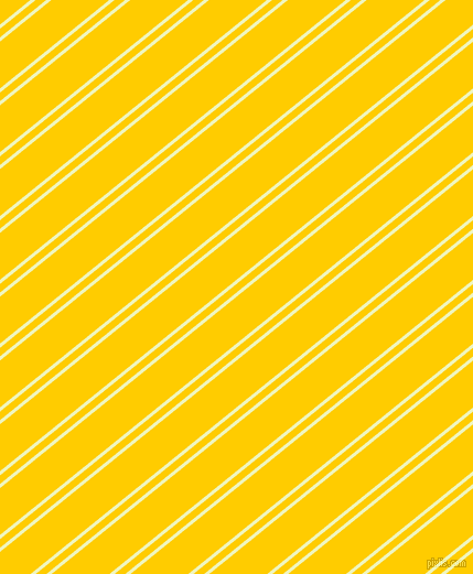 39 degree angles dual stripe line, 3 pixel line width, 6 and 33 pixels line spacing, Chiffon and Tangerine Yellow dual two line striped seamless tileable