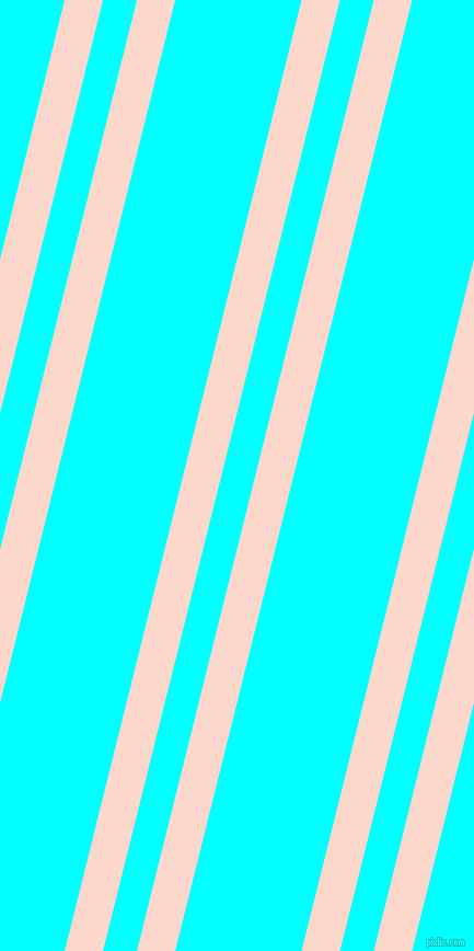 76 degree angles dual stripe lines, 34 pixel lines width, 30 and 112 pixels line spacing, Cinderella and Aqua dual two line striped seamless tileable