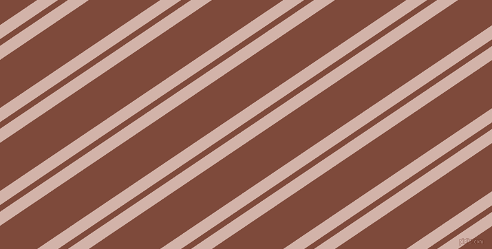 34 degree angles dual stripe lines, 17 pixel lines width, 8 and 58 pixels line spacing, Clam Shell and Nutmeg dual two line striped seamless tileable