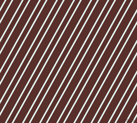 61 degree angles dual stripes lines, 5 pixel lines width, 14 and 24 pixels line spacing, Clear Day and Moccaccino dual two line striped seamless tileable