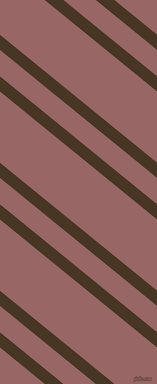 141 degree angle dual striped line, 23 pixel line width, 40 and 108 pixel line spacing, Clinker and Copper Rose dual two line striped seamless tileable