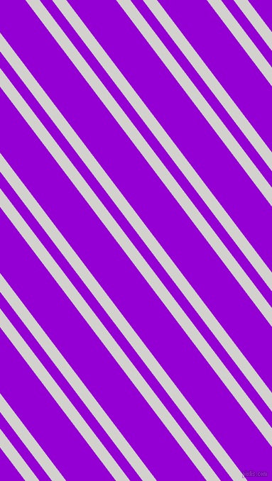 127 degree angle dual striped line, 16 pixel line width, 14 and 56 pixel line spacing, Concrete and Dark Violet dual two line striped seamless tileable
