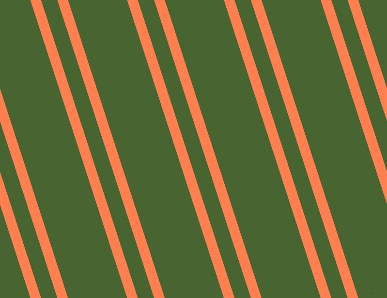 108 degree angles dual striped lines, 21 pixel lines width, 32 and 116 pixels line spacing, Coral and Dell dual two line striped seamless tileable