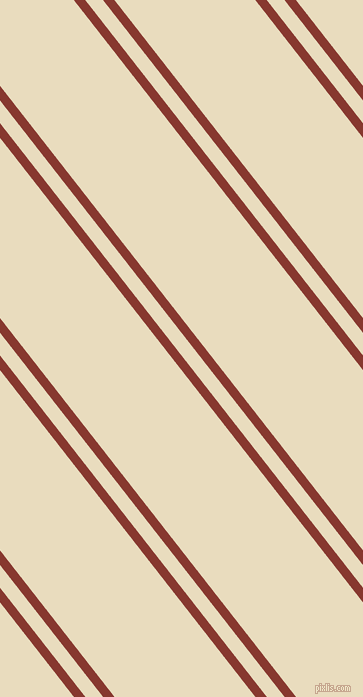 128 degree angle dual stripe line, 9 pixel line width, 14 and 111 pixel line spacing, Crab Apple and Double Pearl Lusta dual two line striped seamless tileable