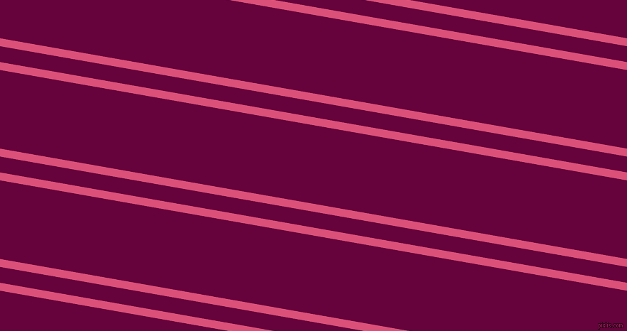 170 degree angle dual striped line, 11 pixel line width, 22 and 109 pixel line spacing, Cranberry and Tyrian Purple dual two line striped seamless tileable