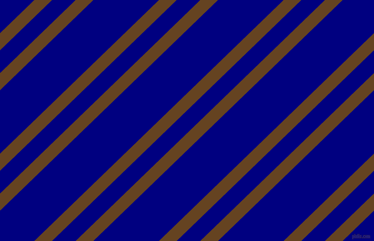 44 degree angles dual striped lines, 24 pixel lines width, 32 and 89 pixels line spacing, Dark Brown and Navy dual two line striped seamless tileable