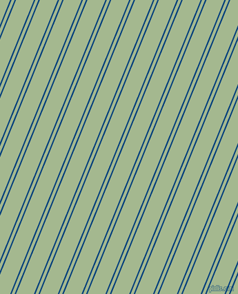 68 degree angles dual stripes line, 2 pixel line width, 4 and 24 pixels line spacing, Dark Cerulean and Norway dual two line striped seamless tileable