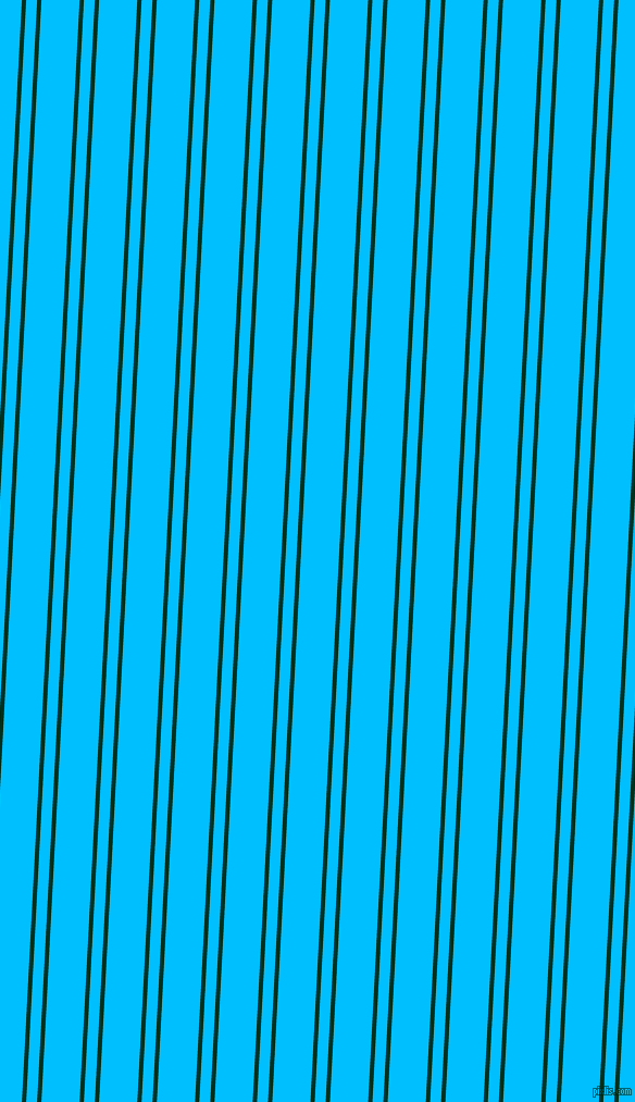 87 degree angle dual stripe line, 4 pixel line width, 10 and 35 pixel line spacing, Dark Green and Deep Sky Blue dual two line striped seamless tileable