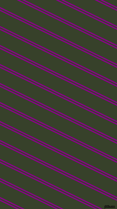 154 degree angle dual striped line, 4 pixel line width, 4 and 46 pixel line spacing, Dark Magenta and Seaweed dual two line striped seamless tileable
