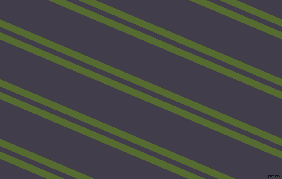157 degree angles dual striped lines, 22 pixel lines width, 16 and 118 pixels line spacing, Dark Olive Green and Grape dual two line striped seamless tileable