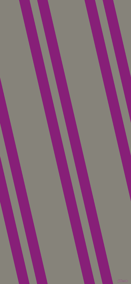 103 degree angle dual stripe line, 36 pixel line width, 26 and 126 pixel line spacing, Dark Purple and Friar Grey dual two line striped seamless tileable