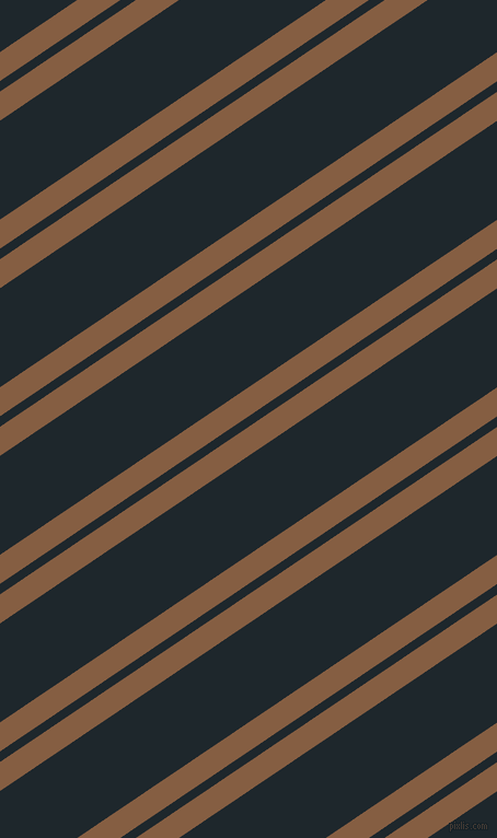 34 degree angle dual stripe lines, 22 pixel lines width, 8 and 75 pixel line spacing, Dark Wood and Black Pearl dual two line striped seamless tileable