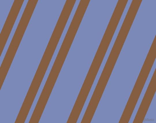 67 degree angles dual striped lines, 31 pixel lines width, 14 and 90 pixels line spacing, Dark Wood and Wild Blue Yonder dual two line striped seamless tileable