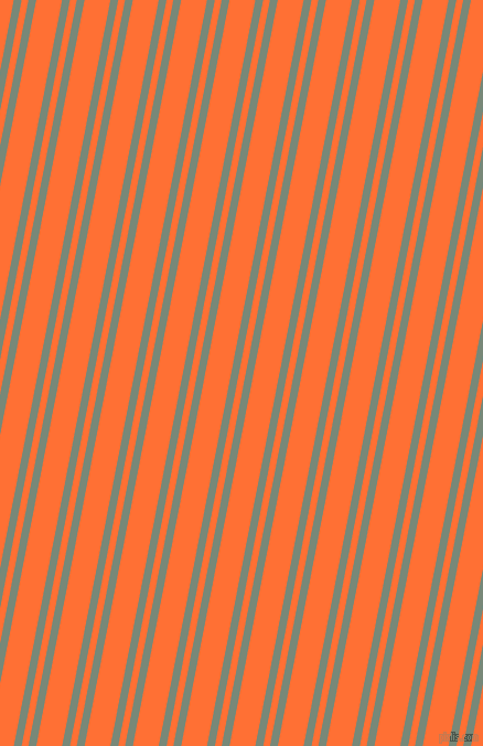 79 degree angles dual striped lines, 7 pixel lines width, 6 and 23 pixels line spacing, Davy