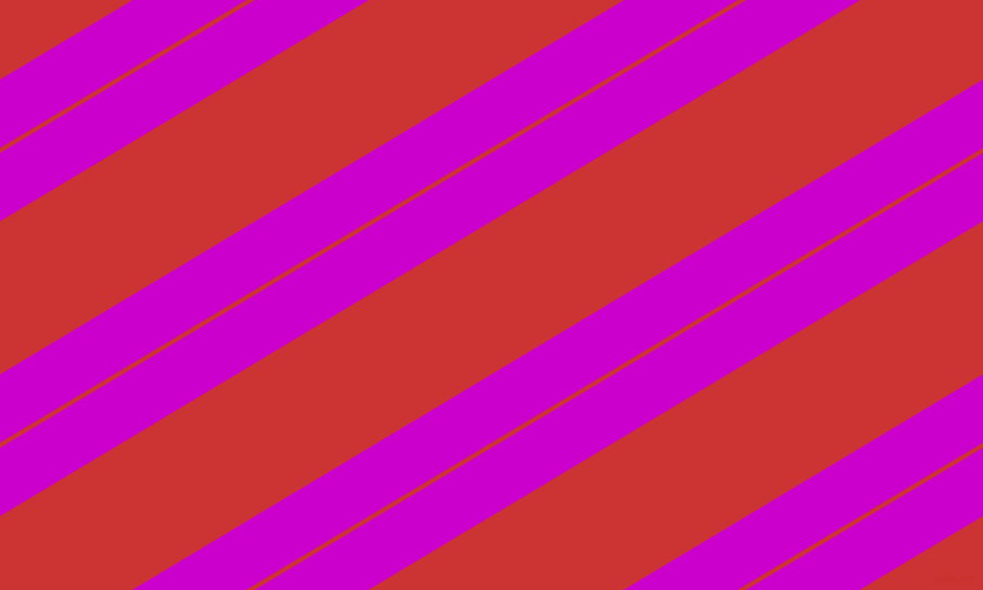 31 degree angles dual stripes line, 54 pixel line width, 4 and 121 pixels line spacing, Deep Magenta and Persian Red dual two line striped seamless tileable