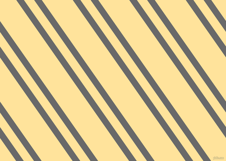 125 degree angle dual stripe lines, 21 pixel lines width, 28 and 85 pixel line spacing, Dim Gray and Cream Brulee dual two line striped seamless tileable